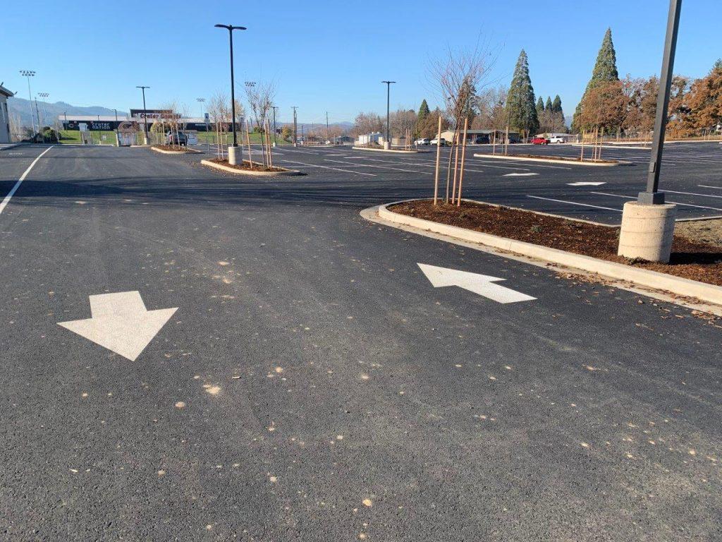 CHS-Parking Lot