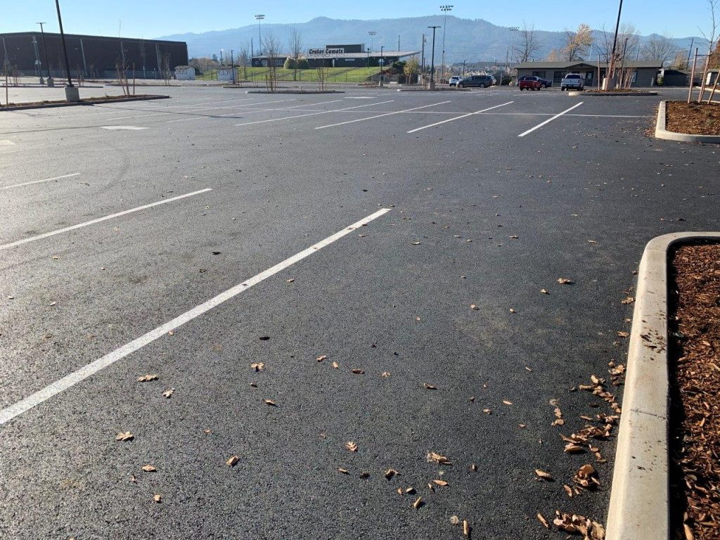 CHS-Parking Lot (9)
